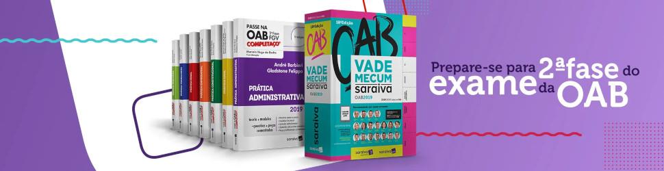 H1. Saraiva - Exame da OAB 2ª Fase